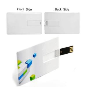 Credit Card Shape USB