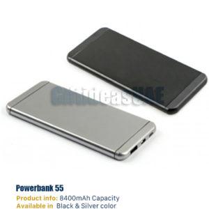 Powerbank 55- 8400Mah