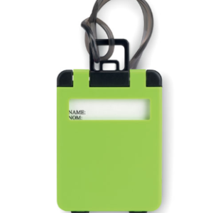 Plastic luggage tag (Travel gifts)