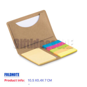 FOLDNOTE – Business gift 13