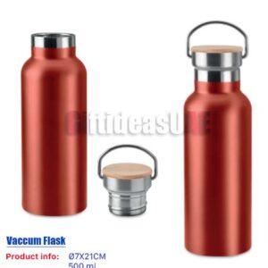 Vacuum flask-HELSINKI_Red