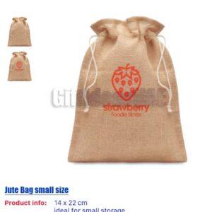 Jute bag small size